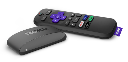 The Roku Express 4K+ is the company's new entry-level 4K player. 