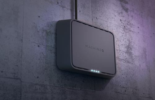 MachineQ's integrated LoRaWAN gateway.   (Image source: MachineQ)
