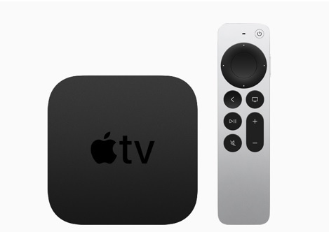 The new Apple TV 4K, paired with the new Siri Remote, starts at $179.  (Source: Apple)