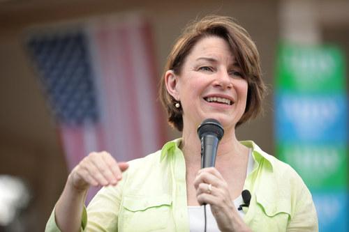 'We have a huge monopoly problem,' says Senator Amy Klobuchar.