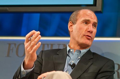AT&T CEO John Stankey.  (Source: Kevin Moloney/Fortune Brainstorm TECH via Flickr)
