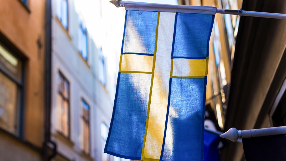 Raise the flag: Swedish network Net4Mobility kicks Huawei to the kerb in favor of Scandi neighbors Nokia and Ericsson.  (Source: Unsplash)
