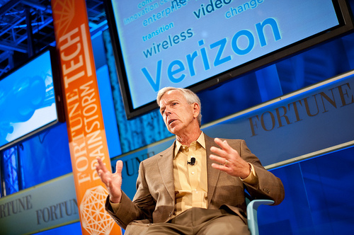 As Verizon CEO, Lowell McAdam pursued costly takeovers of old Internet properties.