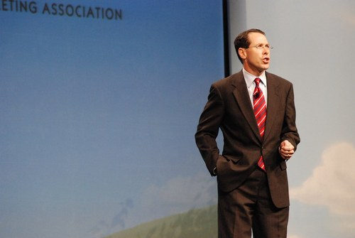 Former AT&T boss Randall Stephenson splurged $85 billion on Time Warner.