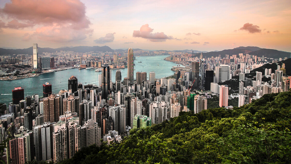 Safe harbor: Hong Kong has long been a hub for trade and tourists alike. It's now a nexus for data traffic too.  (Source: Photo by Florian Wehde on Unsplash)