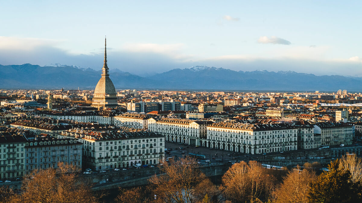 Open area: TIM's new Open RAN lab will be in the city of Turin, and is the first in Italy.  (Source: Fabio Fistarol on Unsplash)