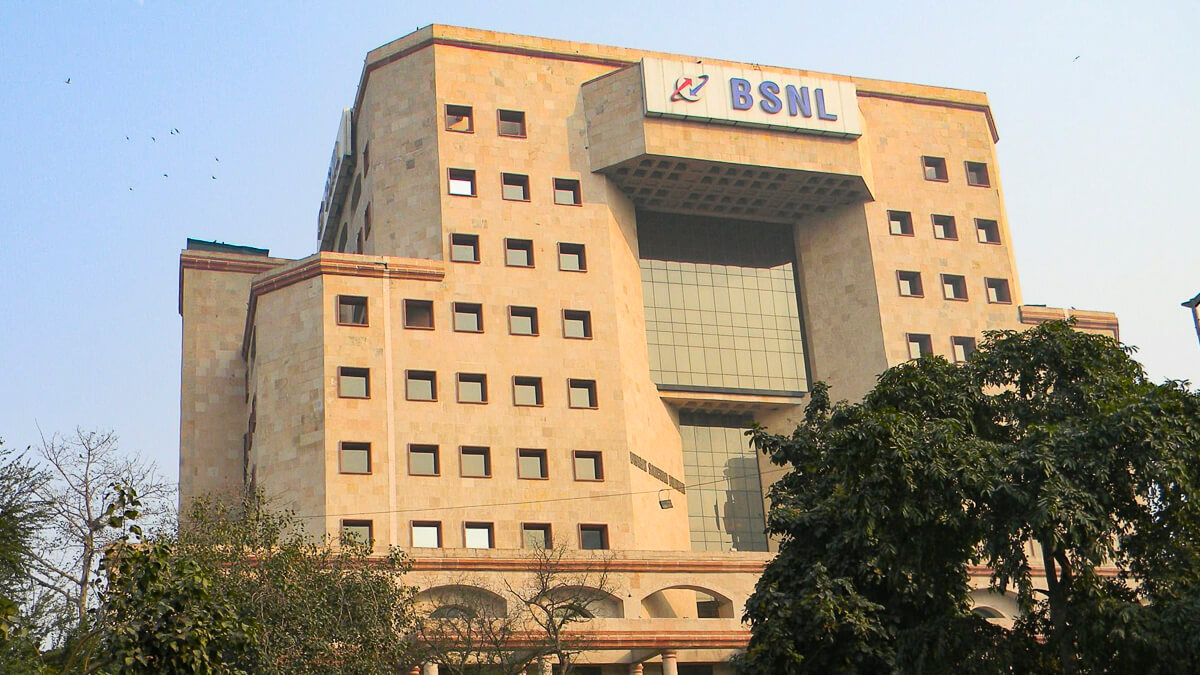 Left behind: While other service providers make plans for 5G, BSNL is still struggling with 4G.  (Source:  KuwarOnline on Wikimedia Commons, CC3.0)