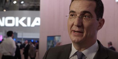 Nokia's Federico Guillen has taken over network infrastructure at an auspicious time.