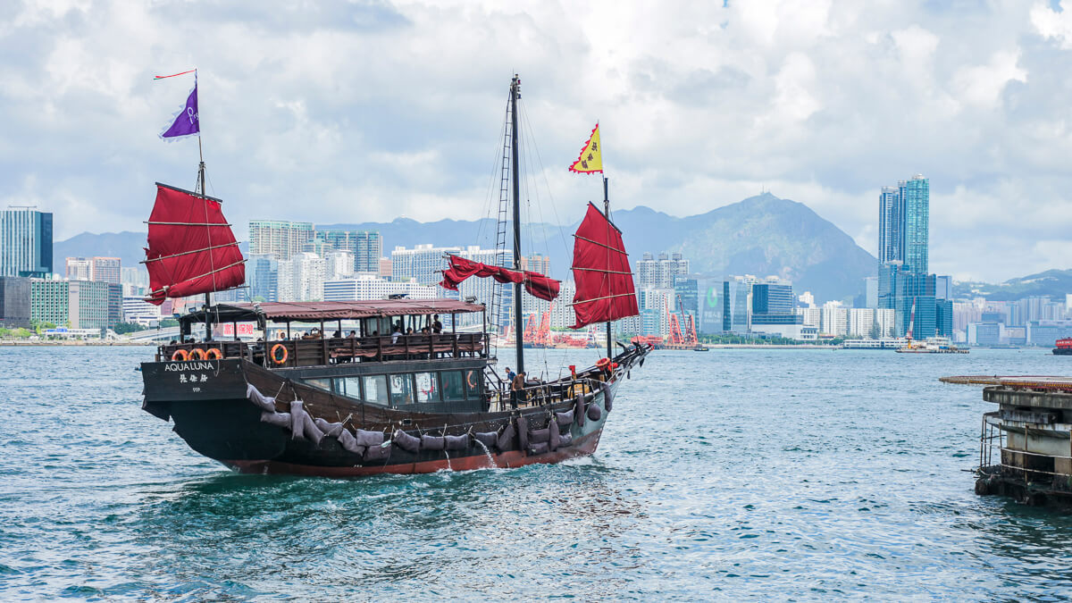 Slow boat from China: Should US tech firms jump ship and leave Hong Kong behind them, Beijing may not be that bothered.  (Source: Unknown Wong on Unsplash)