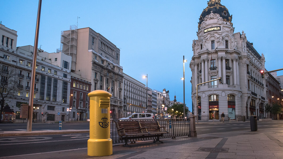Out of the box: Spain's Correos is moving from mail to mobile with reports the post office is about to launch an MVNO.  (Source: Correos)