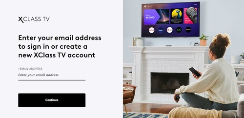 Protocol has unearthed evidence that Comcast is about to unleash its own lineup of 'XClass'-branded smart TVs.   (Image source: Comcast staging site)