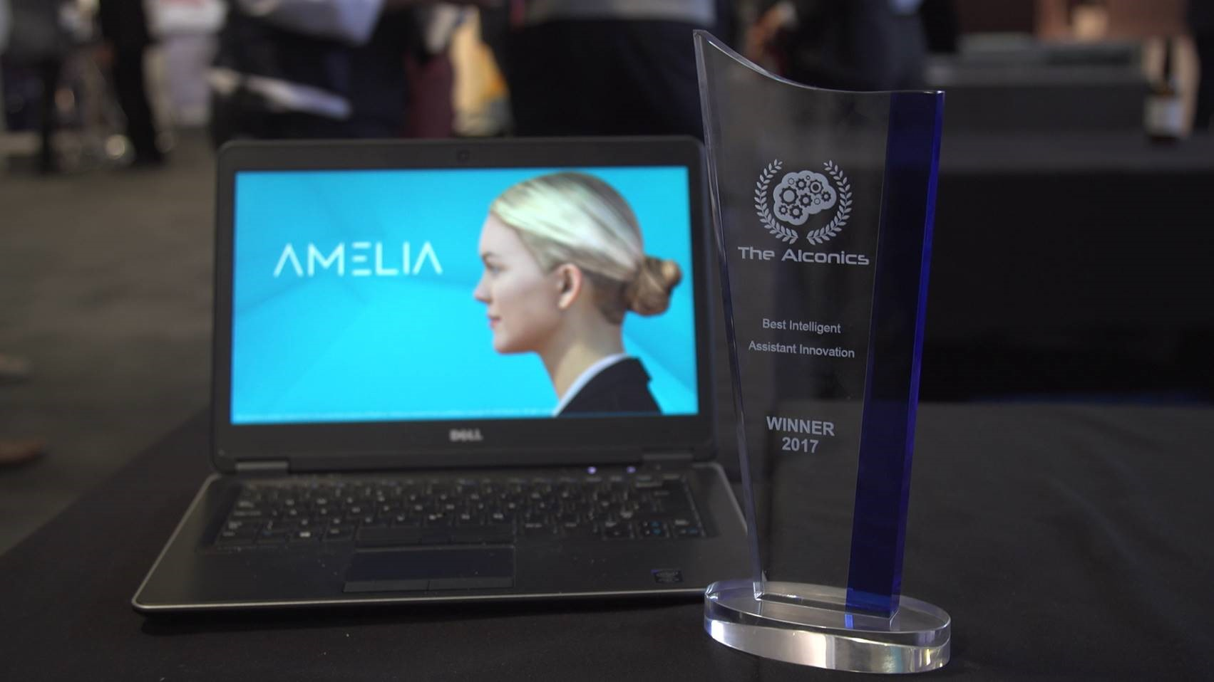 amelia cover photo