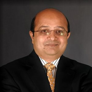 A headshot of Vinay Mummigatti, Technology Executive at Bank of America