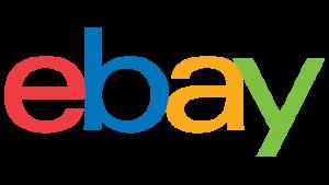 eBay logo - ecommerce giants