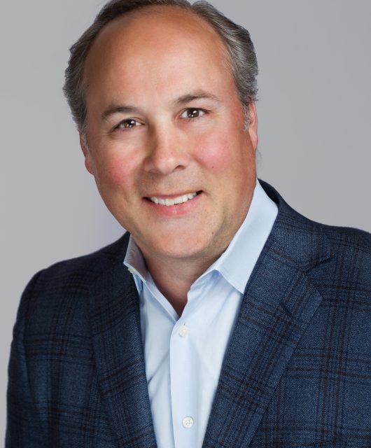A headshot of Jonathan Symonds, Chief Marketing Officer for Ayasdi