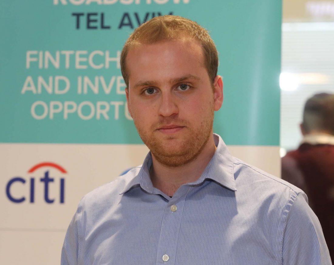Alon Livshitz, founder and CEO of Essence Intelligence