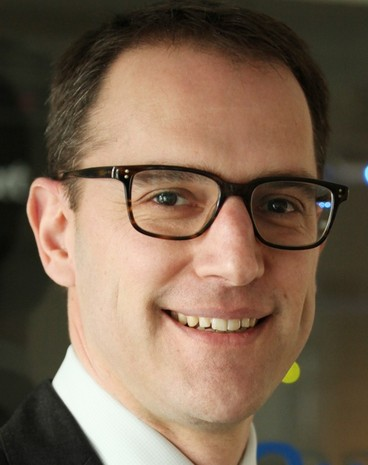 Laurent Fanichet, Sinequa VP of Marketing