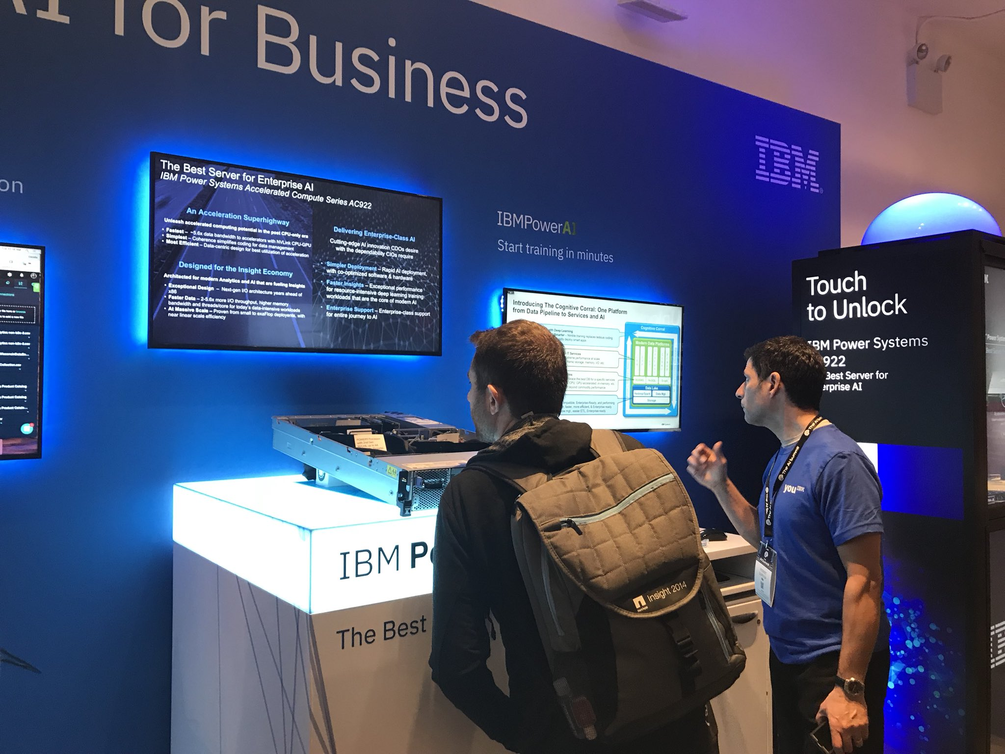 BREAKING NEWS: IBM Launch Major New Product, POWER9, at The AI ...