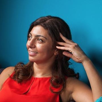 Rana El-Kaliouby, CEO, Affectiva