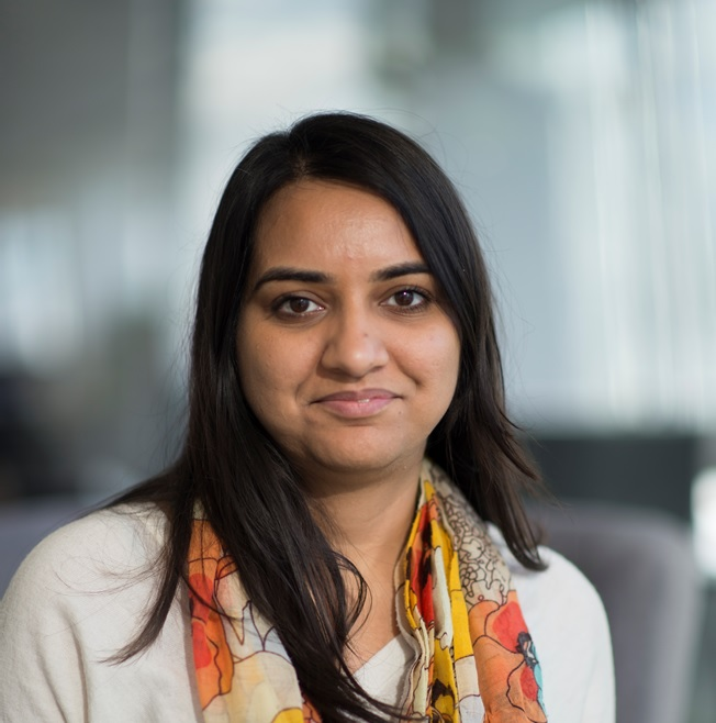 Kriti Sharma, VP, Artificial Intelligence @ Sage - TechUK 's first AI Leader