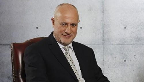 Michael Joseph, now a board member at MFS Africa.