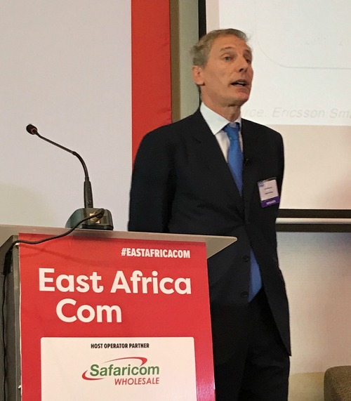 Telkom Kenya's Aldo Mareuse: focusing on the data market