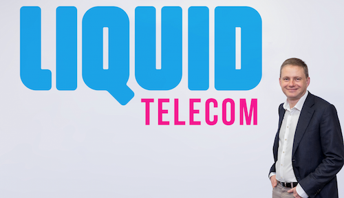 Nic Rudnick, Liquid Telecom's CEO, believes his company can be a force in Africa's cloud services market.