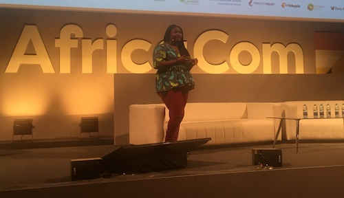 Africa's unemployment rate is terrifying, says Mich Atagana, the head of public affairs for Google in South Africa.