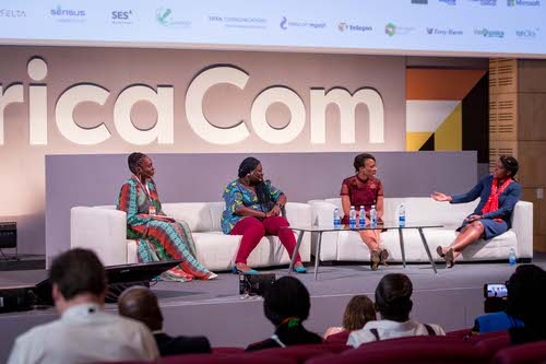 The AfricaCom panel on how digital disruption is dislodging established business models and creating new opportunities for African startups and tech entrepreneurs.