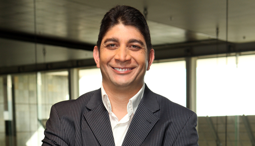 Shameel Joosub, Vodacom Group CEO: 'Our investment and efforts to drive revenue diversification and digital transformation across the Group are having the desired effect.'