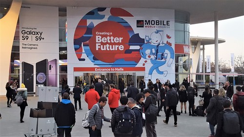 The key themes of the MWC 2018 event in Barcelona were more relevant to other markets than to Sub-Saharan Africa.
