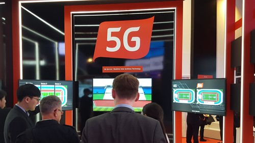 5G was the dominant theme at MWC 2018 but it's not so relevant to Africa currently.