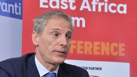 Telkom Kenya's CEO Aldo Mareuse wants his company to be a bigger hitter in the country's mobile market.