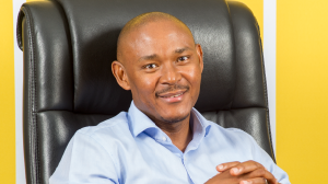 Incoming MTN Group CTIO, Charles Molapisi.