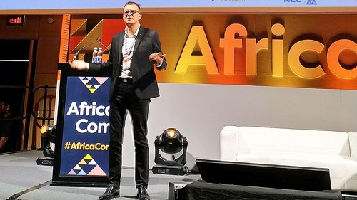 MTN CEO Rob Shuter is seeking to expand the operator's influence in the mobile money market.