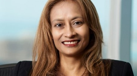 Rafiah Ibrahim is being replaced as head of Market Area Middle East & Africa.