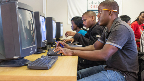 Cisco is aiming to make a difference in South Africa. Picture courtesy of http://thenetwork.cisco.com/