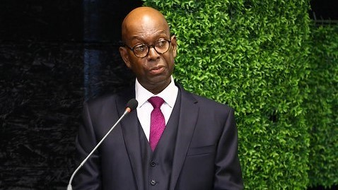 Current Safaricom CEO Bob Collymore.