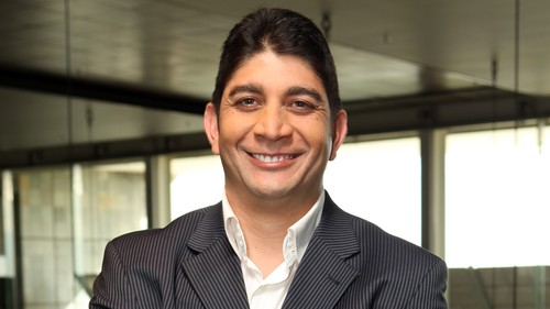 Shameel Joosub, Vodacom Group CEO: 'We expect the solid momentum from our digital services platforms to continue.'