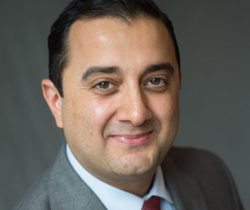 Zubin Chagpar, Head of Middle East and Africa at Amazon Web Services.