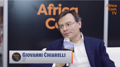 MTN's CTIO Giovanni Chiarelli says the operator is adding narrowband IoT (NB-IoT) capabilities to sites all across South Africa, not just in urban areas.