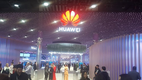 There is much support for embattled Huawei across Africa.