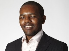 Ovum research analyst Danson Njue.