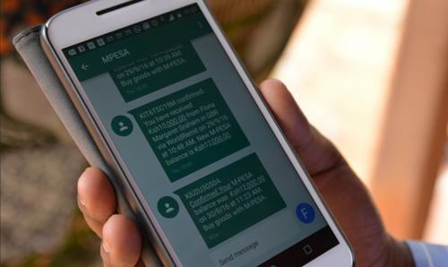 M-Pesa now has more than 22.6 million active customers in Kenya.