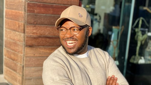 Rain Chief Marketing Officer Khaya Dlanga  (Source: Twitter)