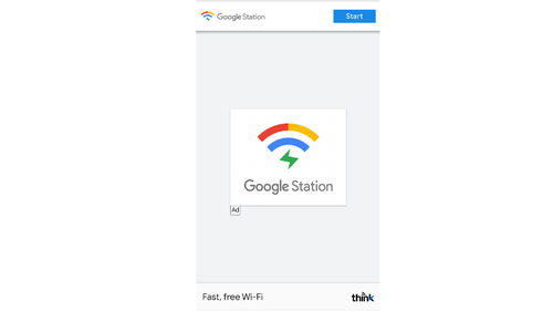Google Station enabled WiFi is now available in Cape Town.