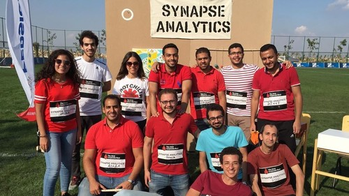 The Synapse Analytics team.