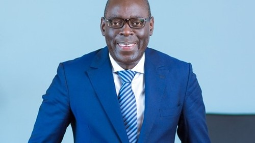 Alioune Ndiaye, CEO of Orange Middle East and Africa