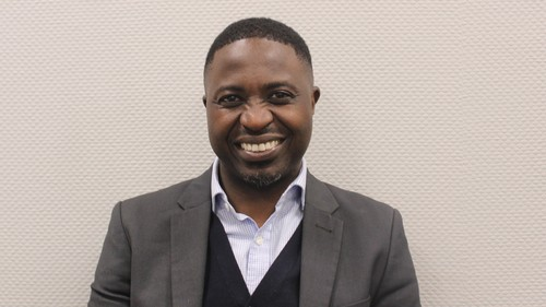 Felix Kamenga, chief officer of MTN SA Mobile Financial Services