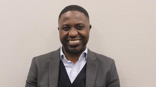 Felix Kamenga, chief officer of MTN SA Mobile Financial Services